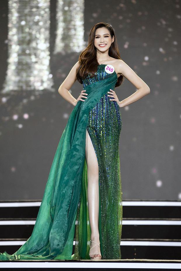 Tranh cãi số đo 3 vòng Tân Hoa hậu Việt Nam: 80-60-90 nhưng sao body trong ảnh thực tế sai quá sai thế này?-3