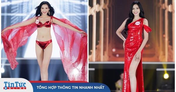 Tranh cãi số đo 3 vòng Tân Hoa hậu Việt Nam Đỗ Thị Hà