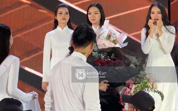 Chỉ bằng 1 câu nói, Doãn Hải My khéo léo tiết lộ mối quan hệ với Đoàn Văn Hậu sau đêm Chung kết Hoa hậu?-1