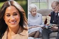Đúng dịp kỷ niệm 73 năm ngày cưới của Nữ hoàng Anh, nhà Meghan Markle cố tình chiếm spotlight bằng thông tin gây xôn xao dư luận
