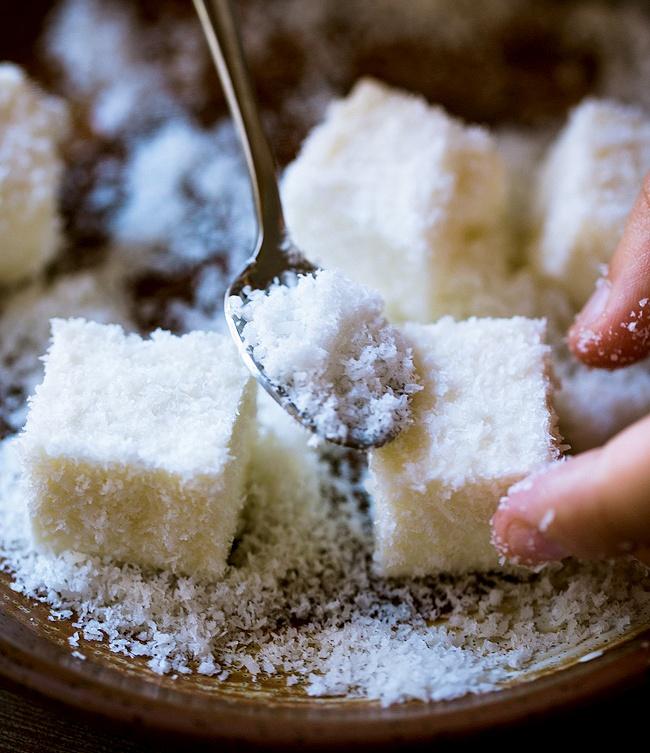 Sữa dừa viên béo ngậy và ngọt ngào - món ăn vặt siêu dễ làm khiến ai cũng phải tan chảy vì quá ngon-6