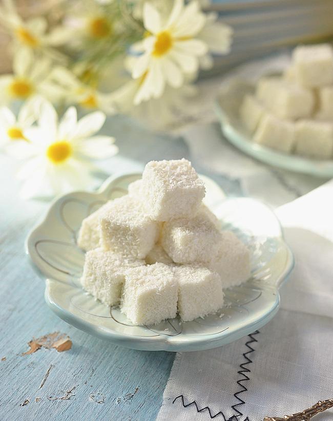 Sữa dừa viên béo ngậy và ngọt ngào - món ăn vặt siêu dễ làm khiến ai cũng phải tan chảy vì quá ngon-8