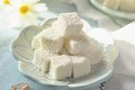 Sữa dừa viên béo ngậy và ngọt ngào - món ăn vặt siêu dễ làm khiến ai cũng phải 'tan chảy' vì quá ngon