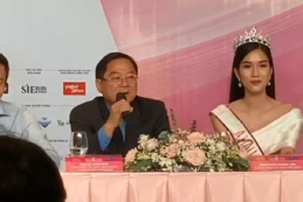 Sự cố khó hiểu trong phần thi ứng xử tại đêm Chung kết Hoa hậu Việt Nam: BTC chuẩn bị vô số câu hỏi nhưng cuối cùng lại bị... bốc hơi?-2