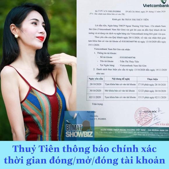 Bị anti-fan công kích chuyện đóng mở tài khoản, Thủy Tiên nổi đóa thách thức: Mình thích vậy đó được không?-1