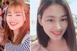 Nữ sinh cấp 2 chiếm spotlight trong ngày đón Hoa hậu Đỗ Thị Hà về quê, hạt giống nhan sắc tương lai quá!-6