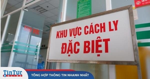 Thêm 1 ca mắc mới COVID-19 từ Đức trở về, Việt Nam có 1.306 bệnh nhân