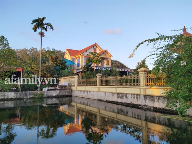 Cơ ngơi siêu rộng và hoành tráng của gia đình Tân Hoa hậu Việt Nam 2020 Đỗ Thị Hà tại quê nhà-4