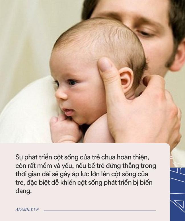 6 việc không nên làm khi trẻ dưới 3 tháng tuổi, nếu không sẽ gây nguy hiểm cho sự phát triển của trẻ-2