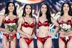 LẠ LÙNG: Số đo nhân trắc học của thí sinh Hoa hậu Việt Nam 2020 phồng xẹp bất thường qua 3 vòng thi-24