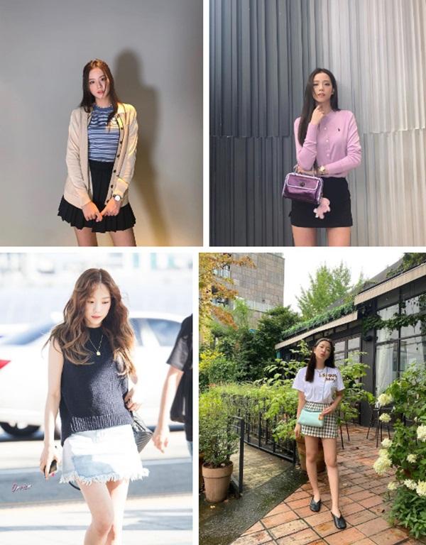 3 kiểu chân váy bảo bối của hội mỹ nhân châu Á chân không dài, bạn nên sắm hết để vóc dáng được hack vi diệu-1