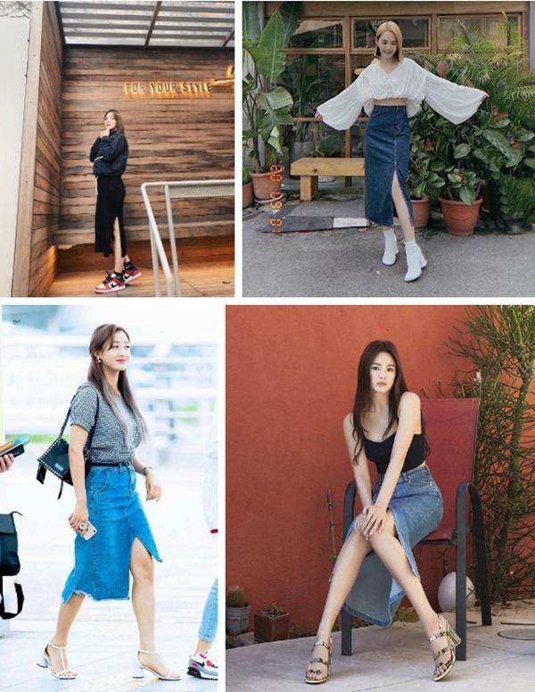 3 kiểu chân váy bảo bối của hội mỹ nhân châu Á chân không dài, bạn nên sắm hết để vóc dáng được hack vi diệu-2
