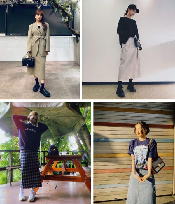 3 kiểu chân váy bảo bối của hội mỹ nhân châu Á chân không dài, bạn nên sắm hết để vóc dáng được hack vi diệu-3