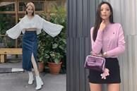 3 kiểu chân váy 'bảo bối' của hội mỹ nhân châu Á chân không dài, bạn nên sắm hết để vóc dáng được hack vi diệu
