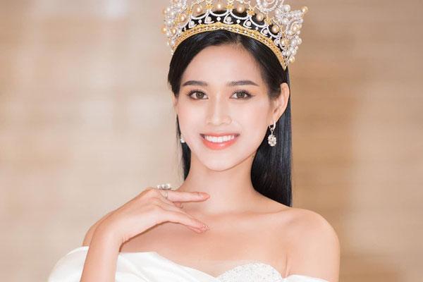 """Viết tâm thư hậu đăng quang nhưng Tân HH Đỗ Thị Hà đã bị """"bóc"""" lỗi"""