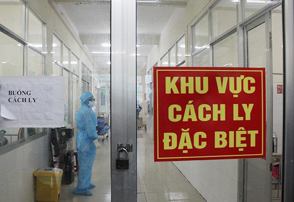 Chiều 22/11, thêm 1 người trở về từ Philippines mắc COVID-19, Việt Nam có 1.307 bệnh nhân-1