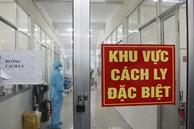 Chiều 22/11, thêm 1 người trở về từ Philippines mắc COVID-19, Việt Nam có 1.307 bệnh nhân