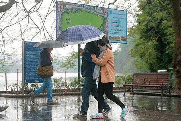 Thời tiết ngày 23/11, Bắc Bộ chuyển mưa lạnh từ đêm nay