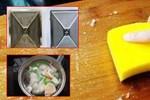 6 nơi trong nhà bếp nên được vệ sinh thường xuyên, bẩn nhất trong số đó là thứ không ngờ này, chỉ bạn một mẹo để làm sạch dễ dàng
