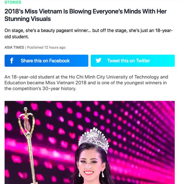Nhan sắc dàn Hoa hậu Việt Nam lúc đăng quang: Tiểu Vy được báo quốc tế ca ngợi, Mai Phương Thuý nhận gạch đá, còn Đỗ Thị Hà?-28