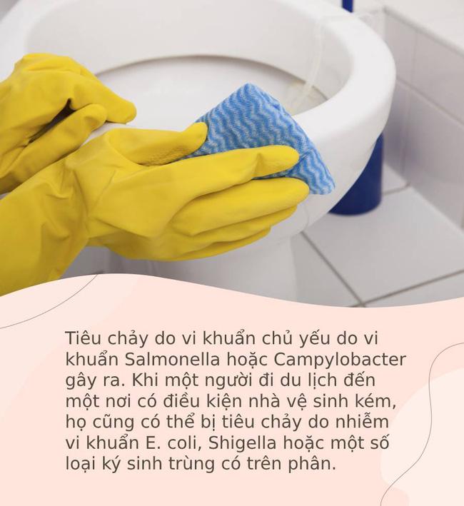 14 căn bệnh nhiễm trùng bạn có thể mắc phải khi sử dụng nhà vệ sinh bẩn, phụ nữ cần thận trọng với căn bệnh số 5-1