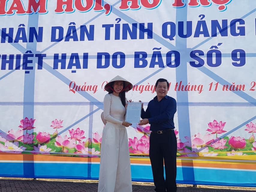 Thủy Tiên kết thúc hơn 40 ngày viện trợ miền Trung, hứa hẹn công khai sao kê minh bạch-9