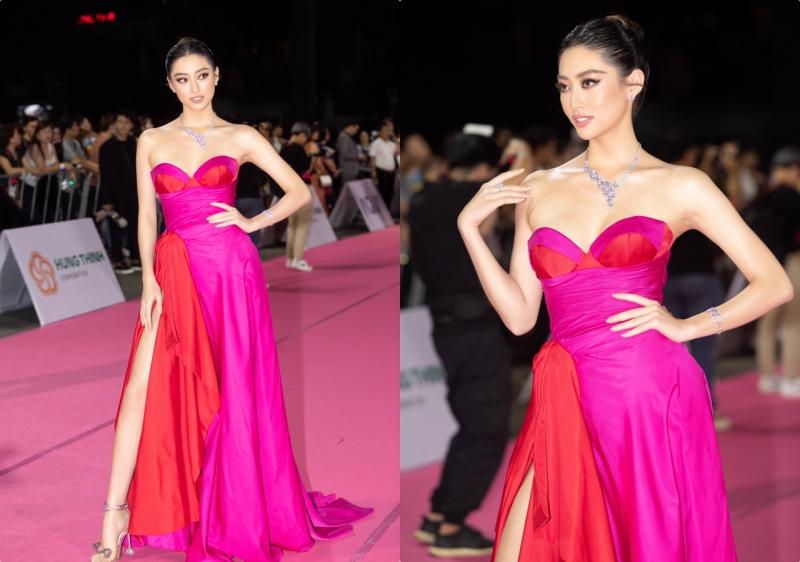 Hoa hậu Lương Thùy Linh bị bắt lỗi nói nghịu hài hước trong chung kết Hoa hậu Việt Nam 2020-1
