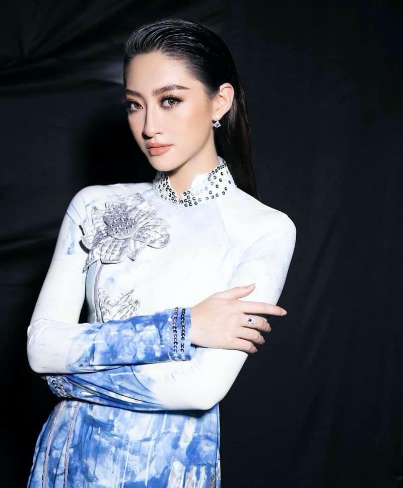 Hoa hậu Lương Thùy Linh bị bắt lỗi nói nghịu hài hước trong chung kết Hoa hậu Việt Nam 2020-2