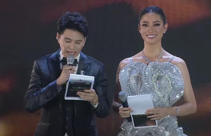Hoa hậu Lương Thùy Linh bị bắt lỗi nói nghịu hài hước trong chung kết Hoa hậu Việt Nam 2020-3