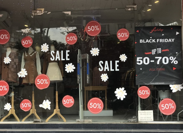 Lật tẩy chiêu thức bán đồ cũ, đẩy hàng tồn của dân buôn ngày Black Friday-3