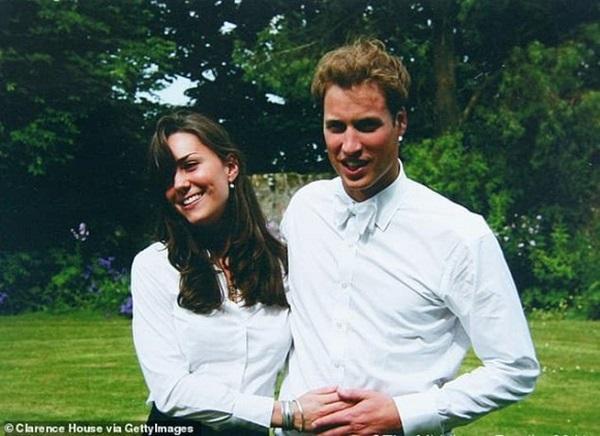 Lộ danh sách tình cũ của Hoàng tử William và Công nương Kate: Người làm rể Hoàng gia, kẻ từ tình địch thành bạn thân hai vợ chồng-1