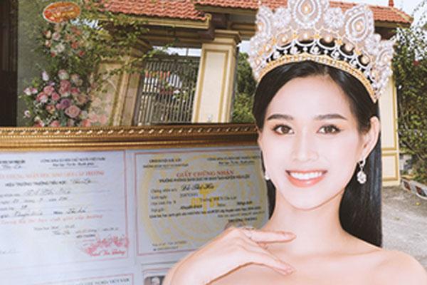 Cận cảnh phòng riêng của Hoa hậu Việt Nam Đỗ Thị Hà