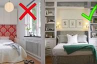 Giường ngủ kê theo 4 cách này là phạm đại kỵ phong thủy, bảo sao vợ chồng lục đục, tài lộc suy kiệt