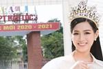 Ghé thăm ngôi trường cấp 3 nơi Đỗ Thị Hà từng theo học, thầy giáo chủ nhiệm tiết lộ điều đặc biệt về Hoa hậu Việt Nam 2020