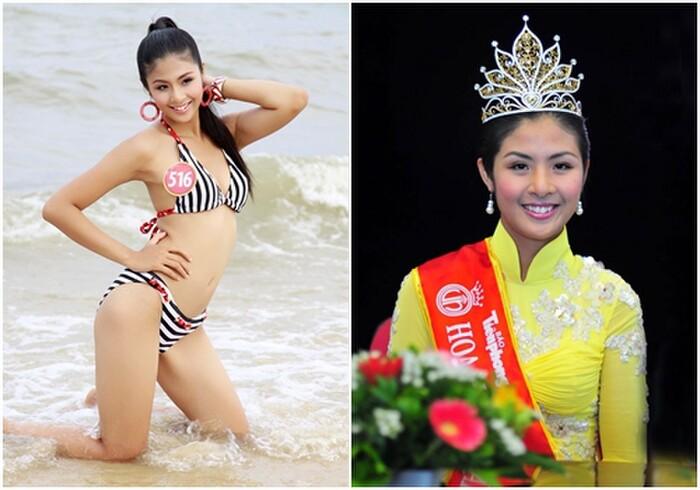 Nhan sắc hiện tại của những Hoa hậu Việt bị chê xấu khi đăng quang, kì lạ thay ngày càng đẹp-5