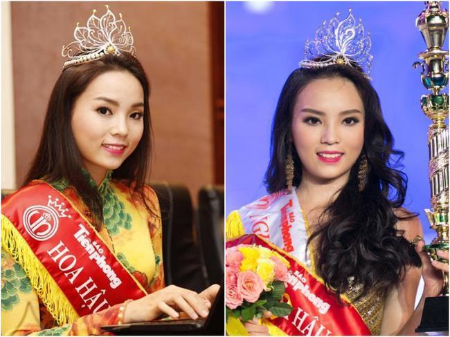 Nhan sắc hiện tại của những Hoa hậu Việt bị chê xấu khi đăng quang, kì lạ thay ngày càng đẹp-7