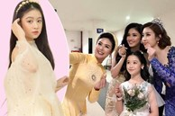 Bé gái có nhan sắc lấn át cả Hoa hậu Kỳ Duyên, Đỗ Mỹ Linh: 12 tuổi đã mua được nhà chung cư, cách được mẹ dạy dỗ mới bất ngờ