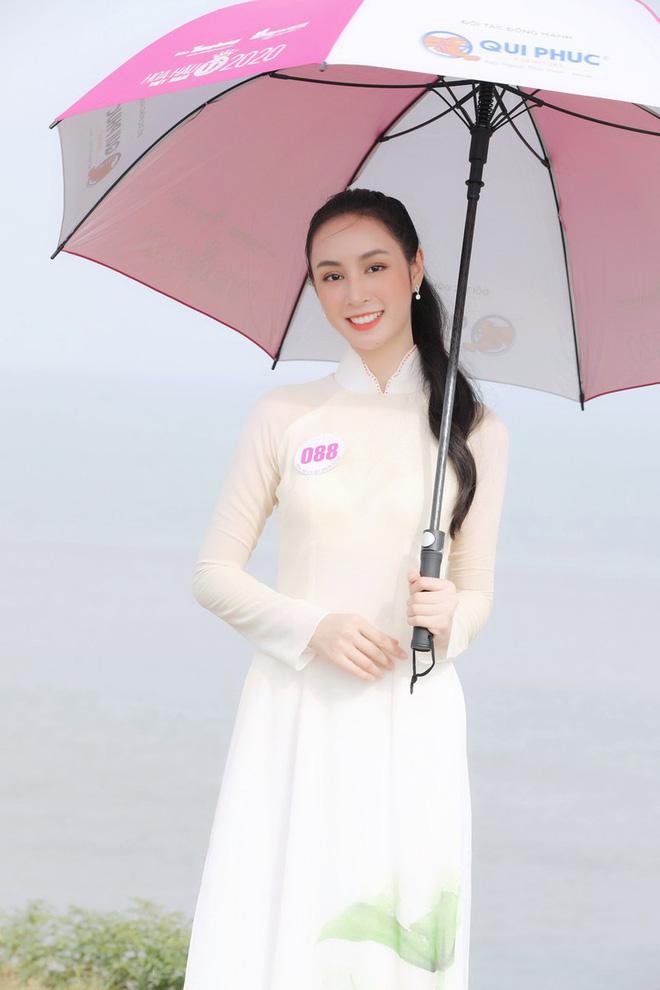 Hoàng Bảo Trâm - người đẹp thuyết trình tiếng Anh xuất sắc nhất HHVN 2020: Nhan sắc như lai Tây, profile siêu đỉnh-11