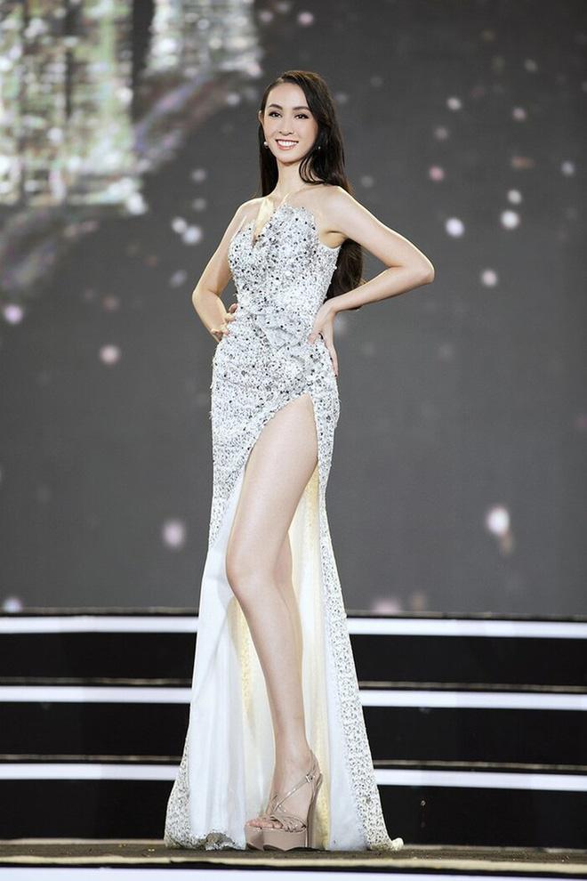 Hoàng Bảo Trâm - người đẹp thuyết trình tiếng Anh xuất sắc nhất HHVN 2020: Nhan sắc như lai Tây, profile siêu đỉnh-3