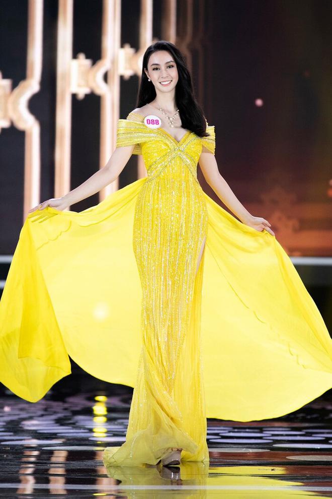 Hoàng Bảo Trâm - người đẹp thuyết trình tiếng Anh xuất sắc nhất HHVN 2020: Nhan sắc như lai Tây, profile siêu đỉnh-2