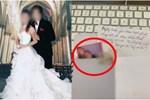 Bóc phong bì sau tiệc cưới, cô dâu nhận được quà của người yêu cũ chú rể, nội dung mẩu giấy bên trong mới đáng bàn