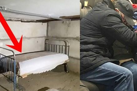Vụ bé trai 7 tuổi bị bắt cóc 52 ngày: Công khai ảnh căn hầm ám ảnh nơi đứa trẻ bị kẻ ác giam cầm để thực hiện hành vi ấu dâm