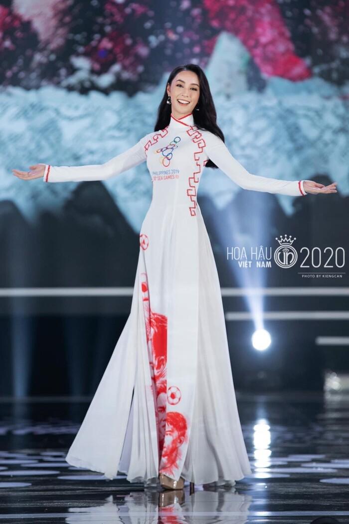 Bảo Trâm: Nhan sắc gây tiếc nuối nhưng cái được từ Hoa hậu Việt Nam rất nhiều-12