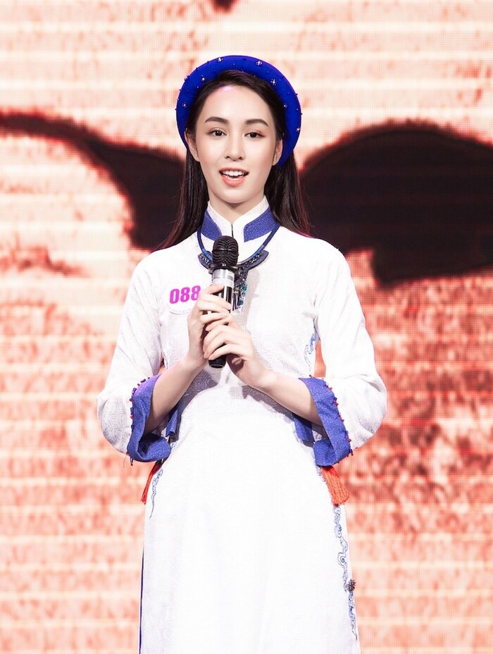 Bảo Trâm: Nhan sắc gây tiếc nuối nhưng cái được từ Hoa hậu Việt Nam rất nhiều-10