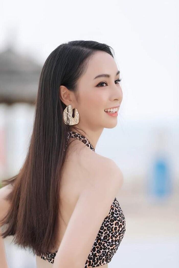 Bảo Trâm: Nhan sắc gây tiếc nuối nhưng cái được từ Hoa hậu Việt Nam rất nhiều-9
