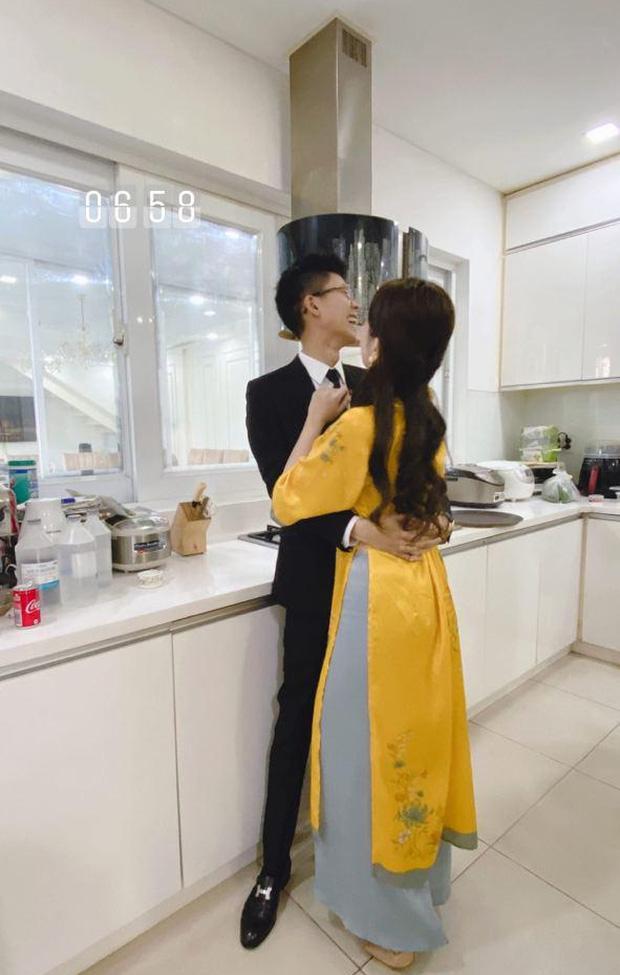 HOT: Thiếu gia Phan Thành bí mật làm đám hỏi với Primmy Trương sáng nay?-3
