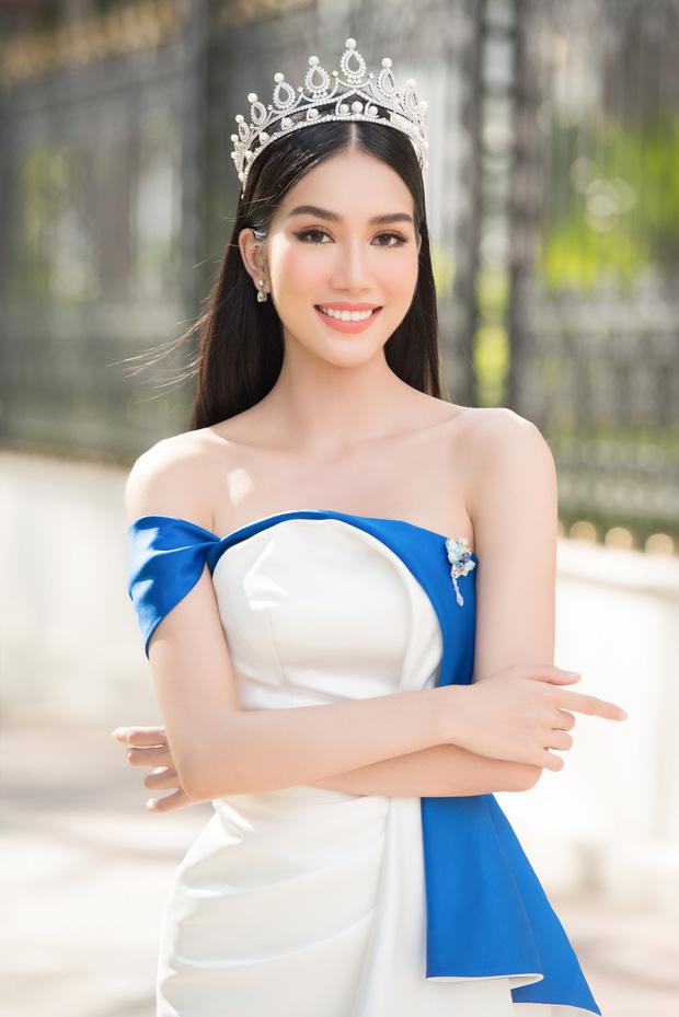 Á hậu 1 Phương Anh vừa đăng quang đã dẫn đầu BXH của fan sắc đẹp quốc tế, Giám đốc truyền thông Miss International khen tới tấp!-4