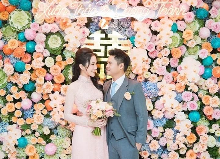 Ảnh đám hỏi của thiếu gia Phan Thành và hot girl Primmy Trương-1