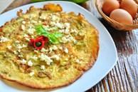Món trứng chiên quen thuộc ngon bổ hơn vạn lần chỉ cần thêm nguyên liệu cực quen thuộc này