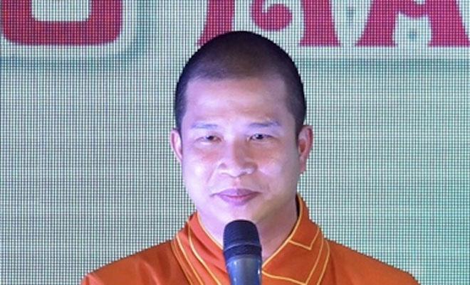 Bắt tạm giam bị can Phạm Văn Cung-1